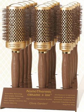 Термобрашинги Nano Thermic