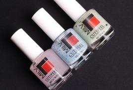 MILV Профессиональные средства для ногтей